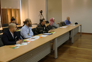 20 MARCH 2017 - TRAINING OF TRAINERS FOR PARTICIPATION AT CTIS