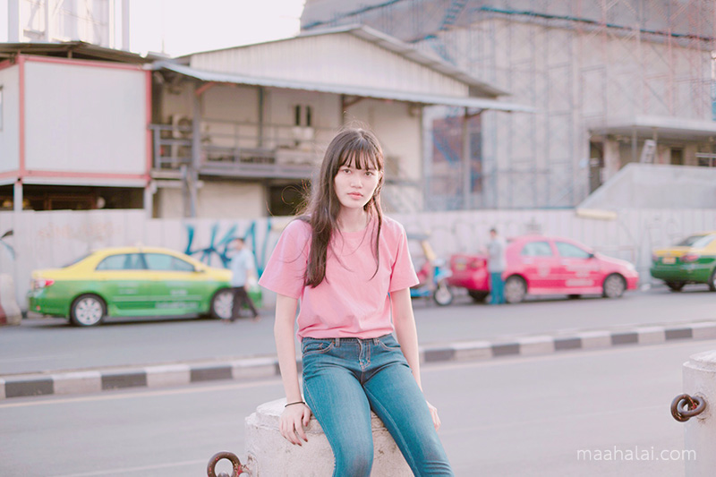 Analog Paris Pink Tone