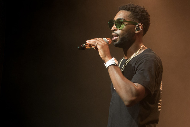 tinie Tempah - The stars, Paris (2017)