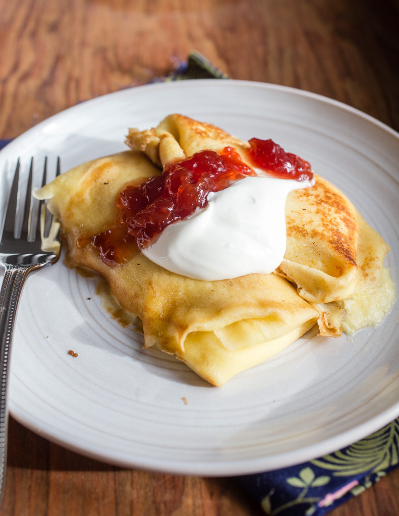 Cheese BlintzCheese Blintz