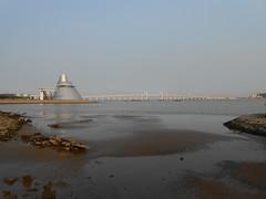 Macau Science Centre and Amizade Bridge