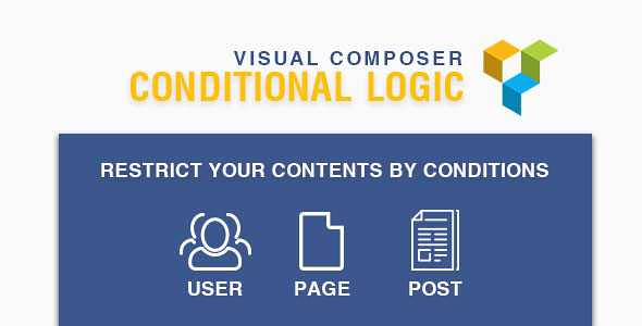 Visual Composer: Conditional Logic WordPress Plugin free download