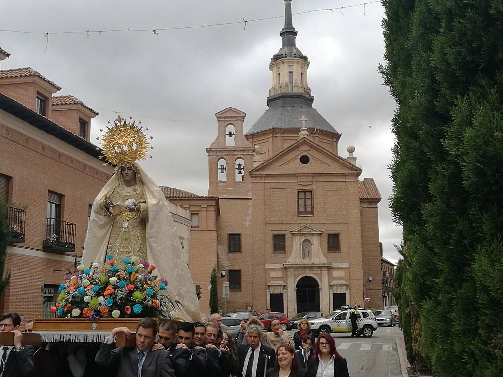 Alcal de henares comunidad de madrid espa a around for Residencia canina alcala de henares