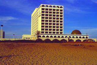 Found Photo - Portugal Algarve - Crowne Plaza Vilamoura - Oct 1982.tif