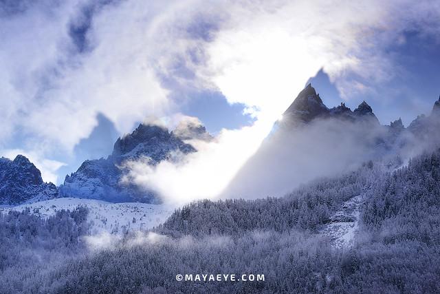 Good morning Chamonix