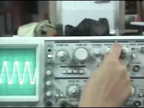 Chương IV: Dao động ký điện tử, máy đo tần số dao động