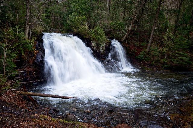 spring, robertson creek waterfall, Fujifilm X-T1, XF14mmF2.8 R