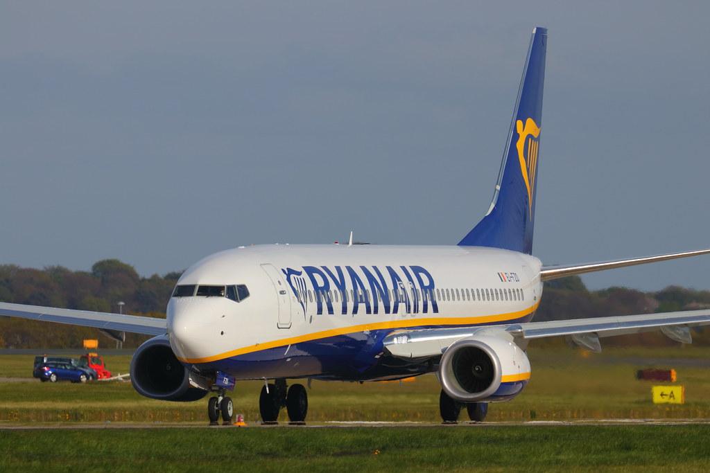 EI-FZO - B738 - Ryanair