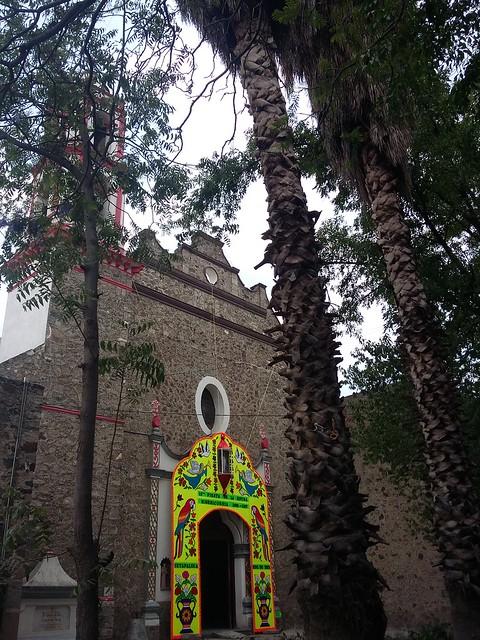 Parroquia San Jacinto Ixtapaluca 2017