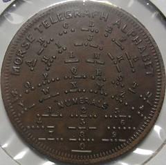 Chubbuck Morse code token reverse