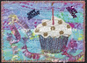 Happy Birthday Cupcake by Brampton Quilters' Guild Inc.