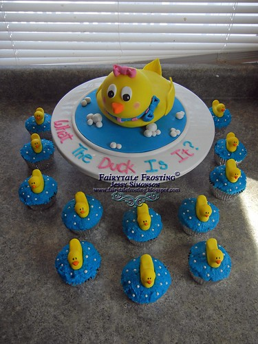 What The Duck Is It Cake