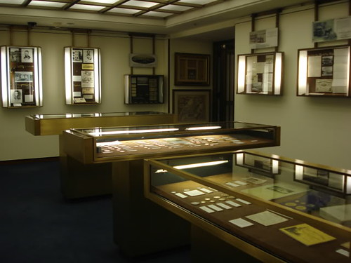 Bank of California exhibit