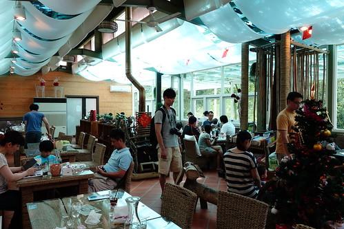 氧森谷餐廳