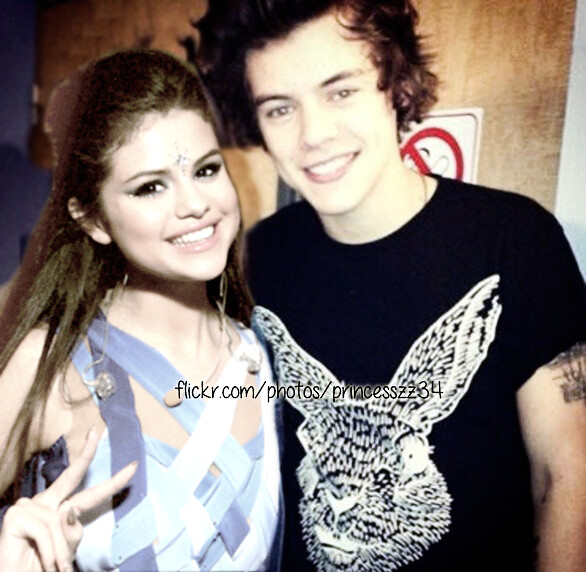 harry styles and selena gomez manip