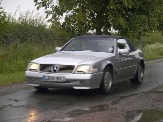 Mercedes-Benz SL320 Saloon Cars - 1993