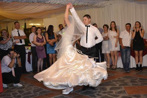 """Concurs """"Primul dans al mirilor"""" !!! > Petru si Iana Certan"""