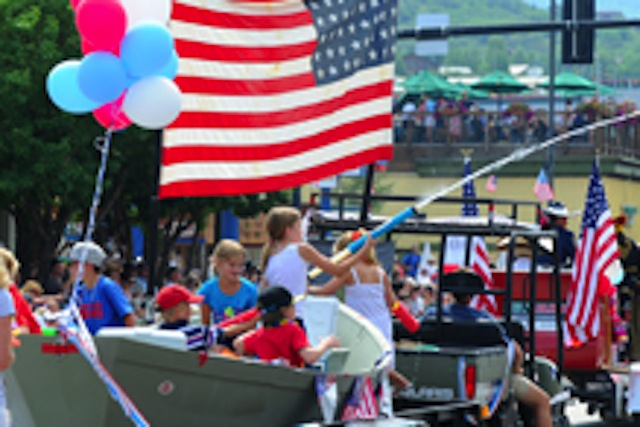 July Fourth, Steamboat, Colo.