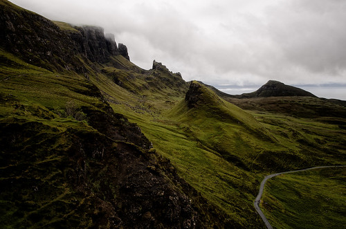 Quiraing: Road  trip in the land of the scots (series)