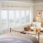 Casement Windows. Windows that catch a breeze.