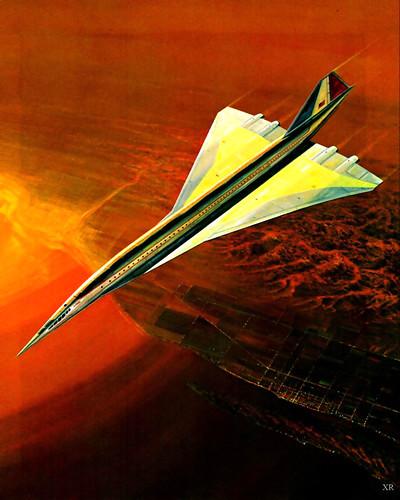 1966 ... Lockheed design for SST
