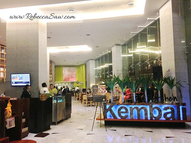 Kembali Kitchen Best Western Dua Sentral
