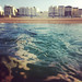 Brighton beach from the water by lomokev