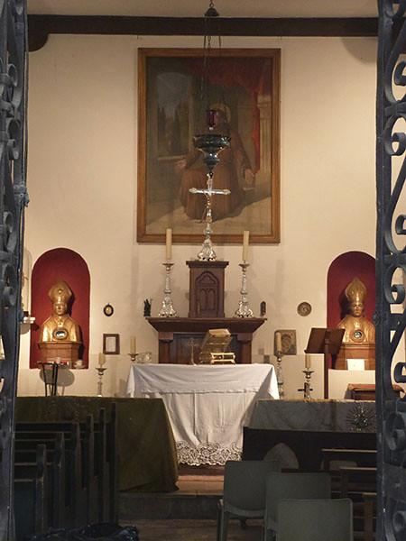 chapelle de saint cassien