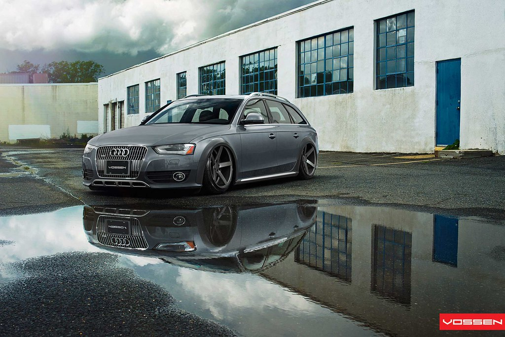 Audi world a4 allroad bagged on vossen vvs cv3s audi world a4 allroad bagged on vossen vvs cv3s sciox Gallery