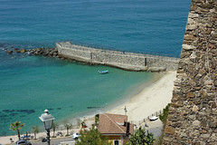 Pizzo Marina Beach