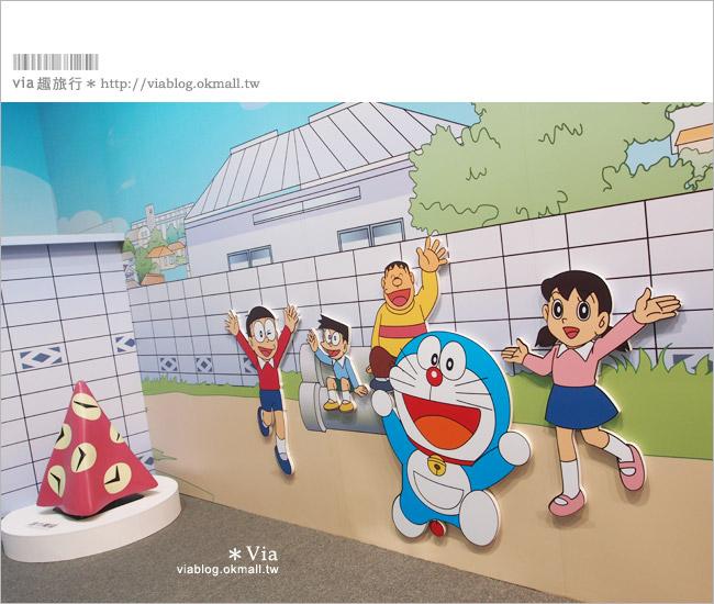【高雄哆啦a夢展覽2013】來去高雄駁二藝術特區~找哆啦A夢旅行去!23