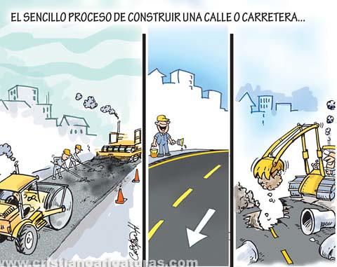 Construcci n de calles y carreteras flickr photo sharing - Material de construccion ...