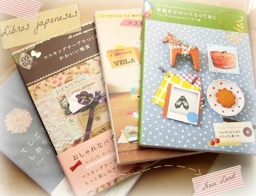 Libros japoneses