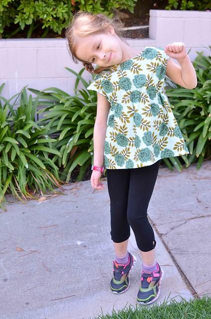 Roller Skate Tunic