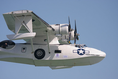 Catalina Seaplane (detail)