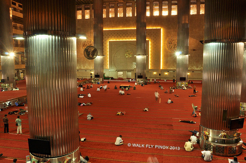Istiqlal Mosque, Central Jakarta, Indonesia