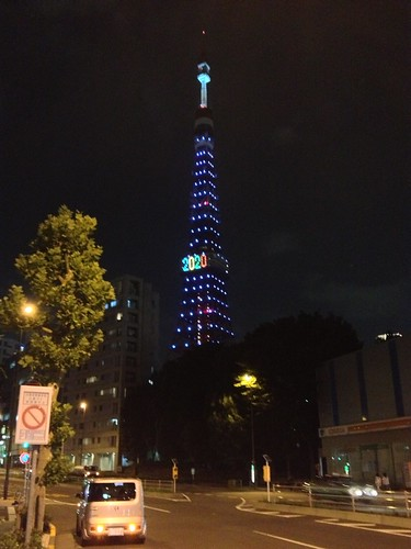 Tokyo Tower for Tokyo 2020