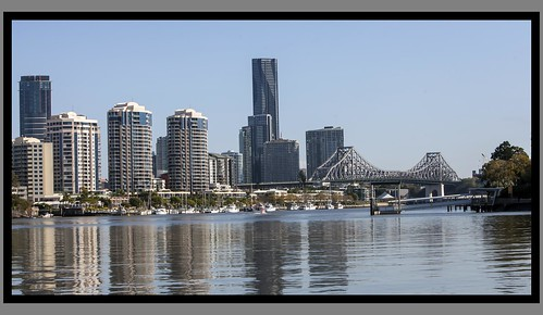 Travelling by Ferry on Brisbane River-11=