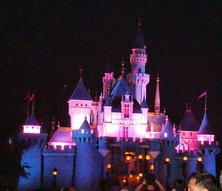 124 Kasteel Disneyland