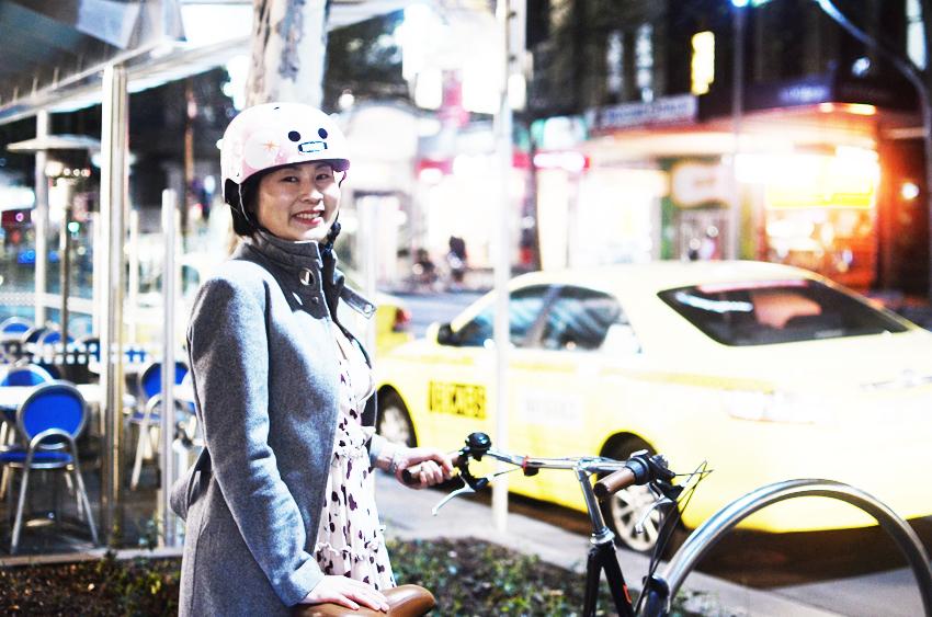 joyce bike