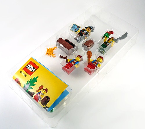 LEGO 850839 Classic Pirate Set 03