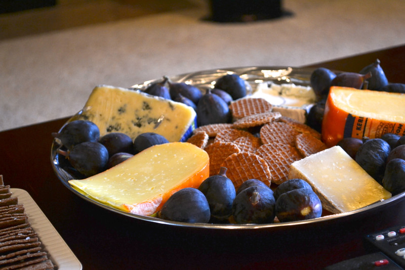 mark and johnna's annual cheese party 2013 | things i made today