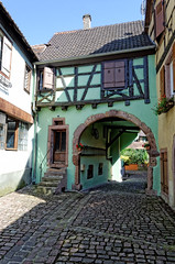 Alsace (Bas Rhin et Haut Rhin)