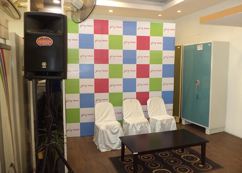 Press Conference at Godrej Interio, Park Street by EventArchitect