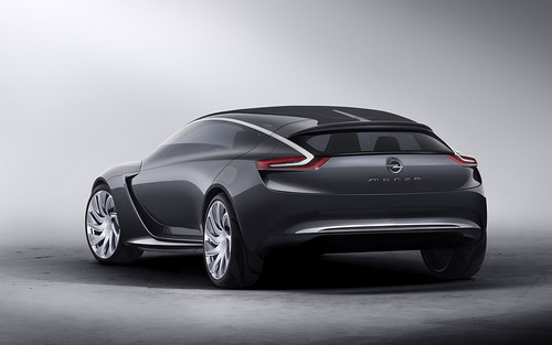 2013 Opel Monza Concept Pictures