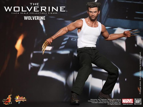 Hot Toys The Wolverine Preview