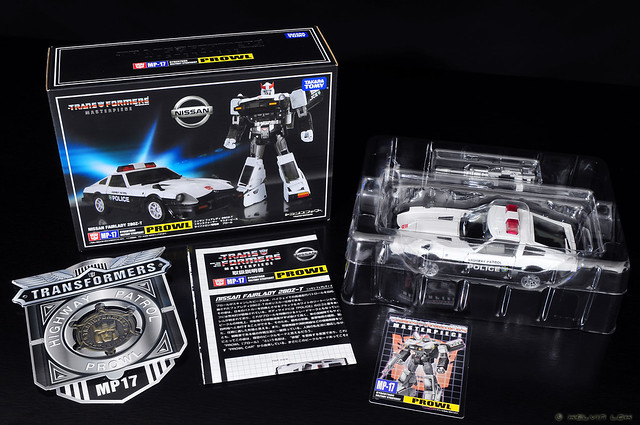 MP-17 Masterpiece Prowl