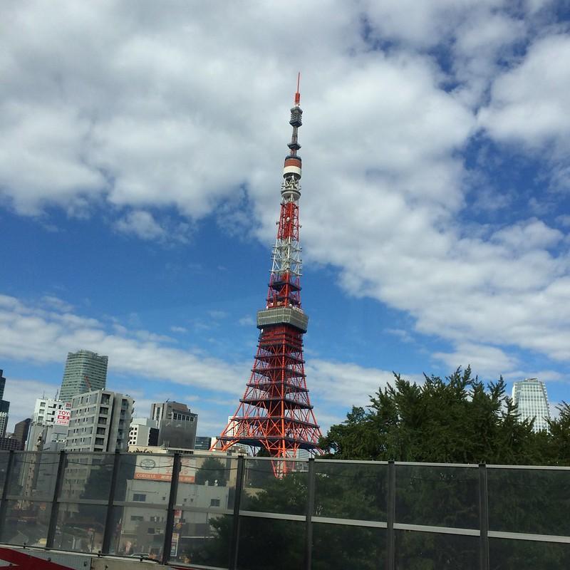 東京タワー by haruhiko_iyota