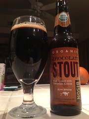 Bison Organic Chocolate Stout by BeerHyped.com