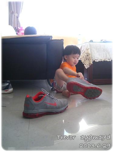 130629-愛穿大鞋的孩子